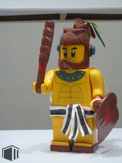 Eagle Aztec Warrior