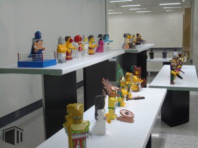 The Mexican Lego collection